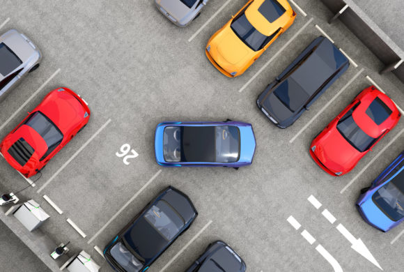 Rozšírený parking